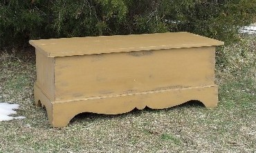 Primitive Chest/Coffee Table